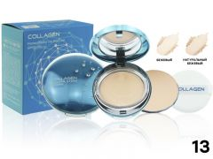 ПУДРА COLLAGEN PREMIUM HYDRO TWO CAKE SPF 50+/PA++